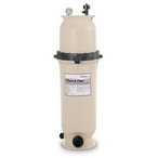 Pentair - EC-160318 - 200 sq. ft. In Ground Pool Cartridge Filter - Limited Warranty - 387209