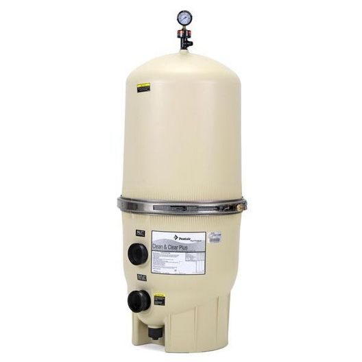 Pentair - EC-160332 - 520 sq. ft. In Ground Pool Cartridge Filter - Limited Warranty - 387210