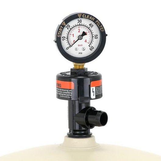 Pentair  EC-188592  60 Sq Ft In-Ground Pool DE Filter  Limited Warranty