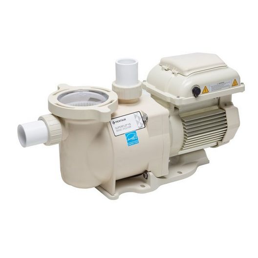 Pentair - EC-342001 - Variable Speed Pool Pump, 1.5 HP - Limited Warranty - 387245