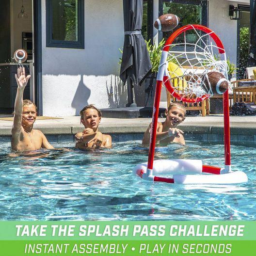 GoSports - Splash Pass Floating Pool Football Game - 387270