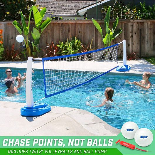 GoSports  Pool Volleyball