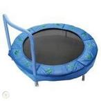 """48"""" Bouncer Trampoline Frog Blue"""