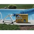 FeherGuard  FG-BH  FG-L20M Blanket Handler Solar Cover Reel for In Ground Pools