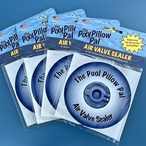 The Pool Pillow Pal - Air Valve Sealer - 387830