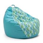 132 Tear Drop Chair, Cool Geo Drop