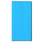 Blue Torrent  Overlap 21 Round Blue Above Ground Pool Liner 24 Gauge
