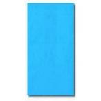Blue Torrent  Overlap 12 x 18 Oval Blue Above Ground Pool Liner 24 Gauge