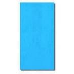 Blue Torrent  Overlap 12 x 21 Oval Blue Above Ground Pool Liner 24 Gauge