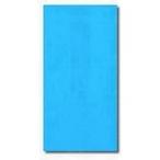 Blue Torrent  Overlap 12 x 24 Oval Blue Above Ground Pool Liner 24 Gauge