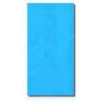 Blue Torrent  Overlap 15 x 24 Oval Blue Above Ground Pool Liner 24 Gauge