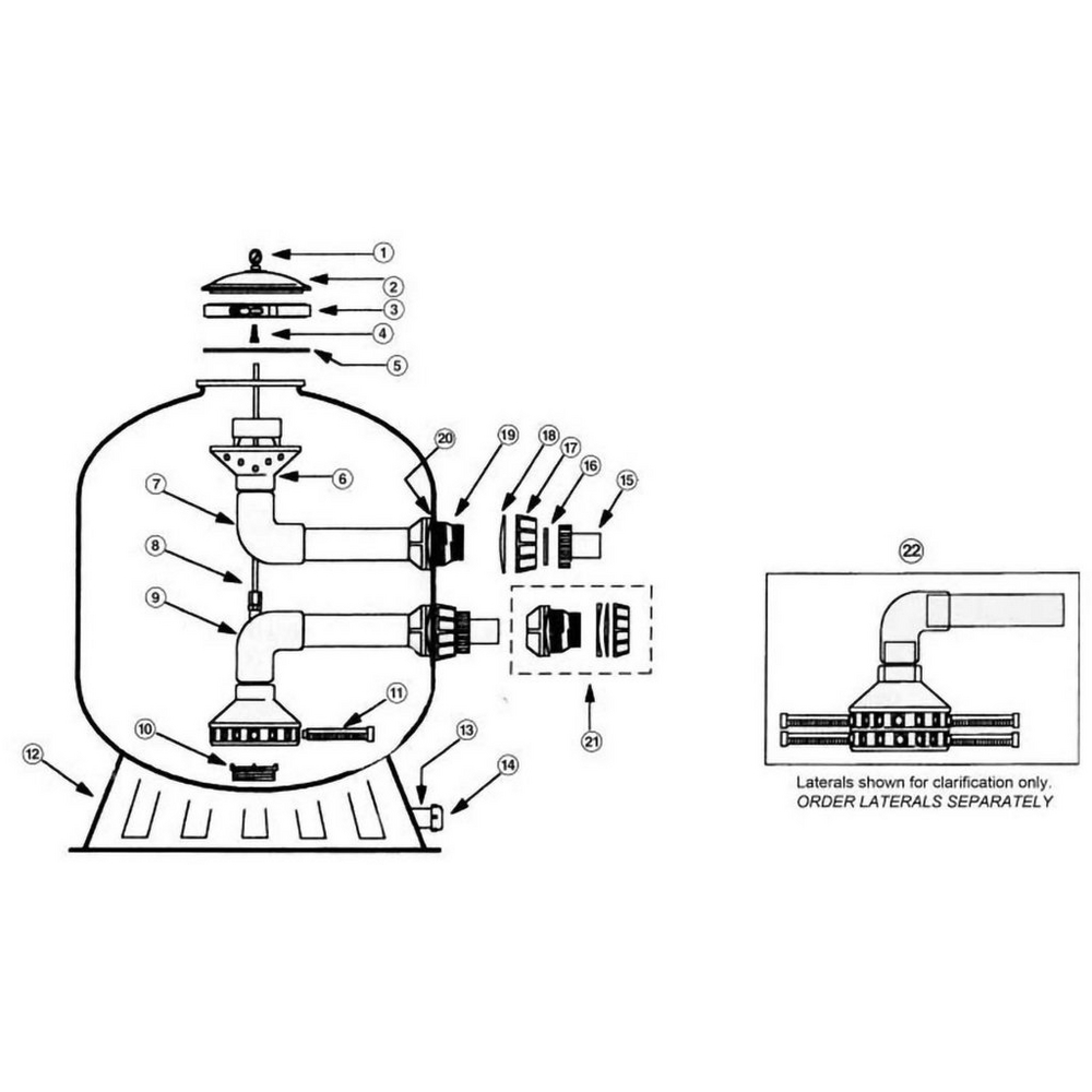 Baker Hydro HRV Series HRV: 1984 to Present image