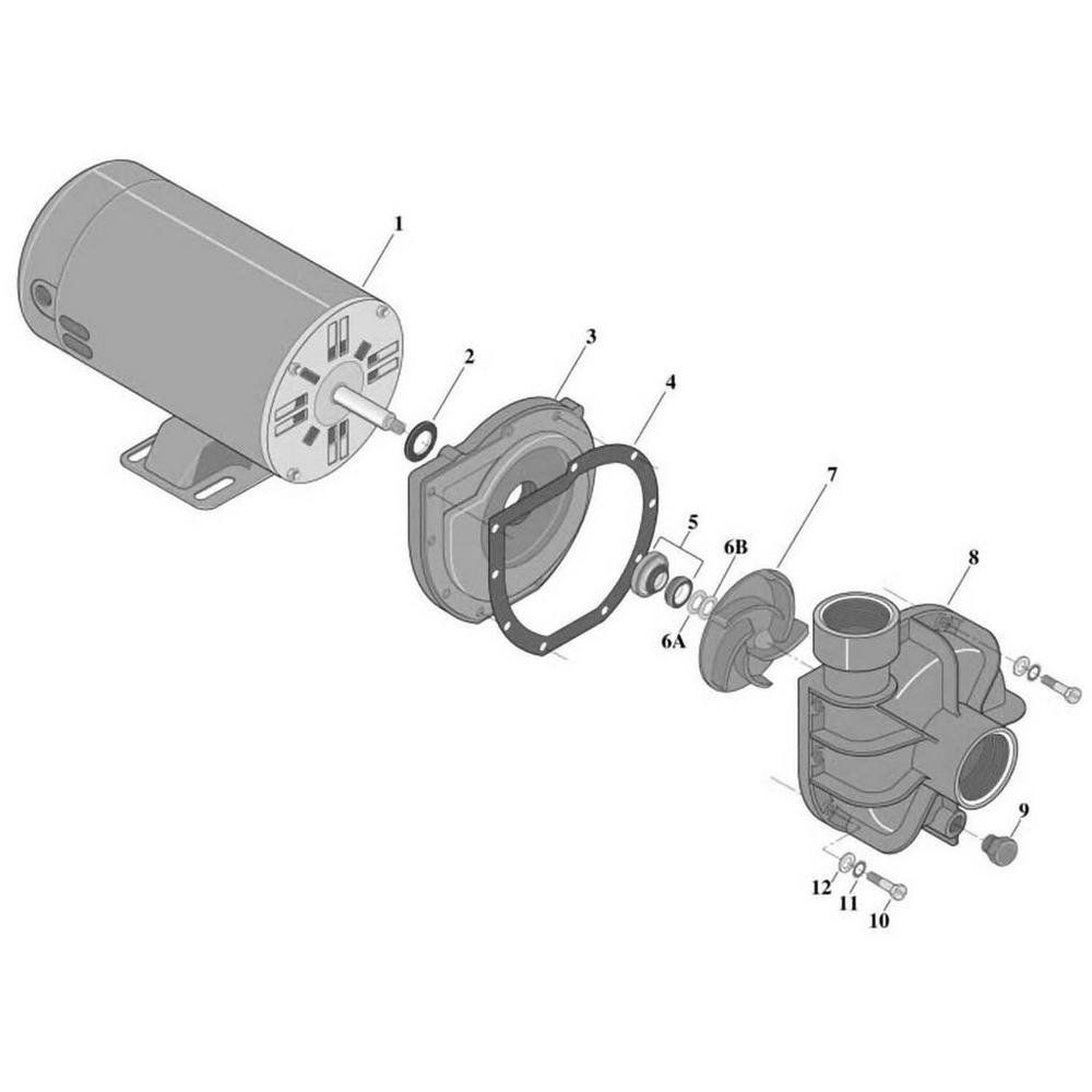 Sta-Rite LT Pump image