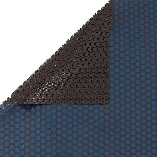 Premium Plus 12 Mil Blue/Black Solar Blanket 24 ft Round