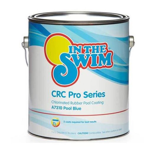 CRC Chlorinated Rubber Paint 1 Gallon White