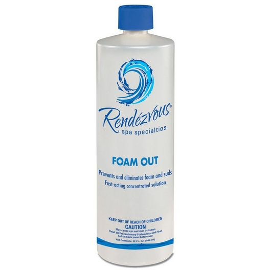 Foam Out - 1 qt