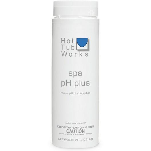 Hot Tub Works  Spa pH Plus Water Balancer  2lbs