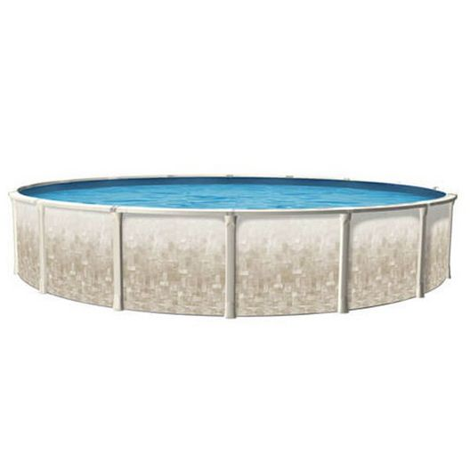 Fiesta Above Ground Pool with 52 in. Wall