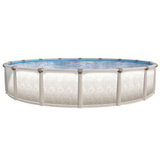 Tuscany Pool 15 ft. Round 54 in. wall