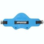 Excel Sports Science, Inc - AquaJogger Fitness Belt, Classic, Blue - 400356