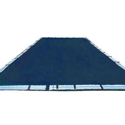 Economy Winter Pool Cover 16x32 ft Rectangle