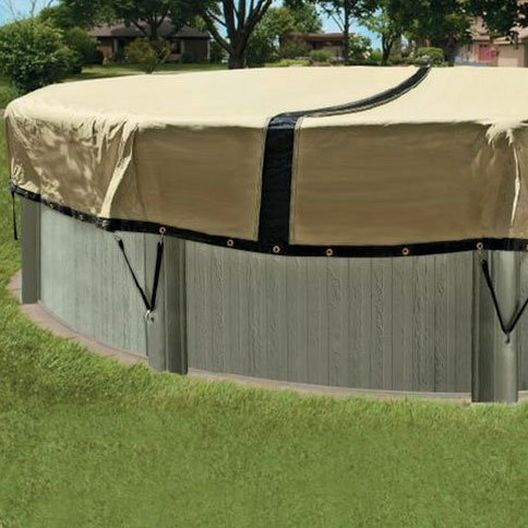 Ultimate 3000 Winter Pool Cover 21 ft Round