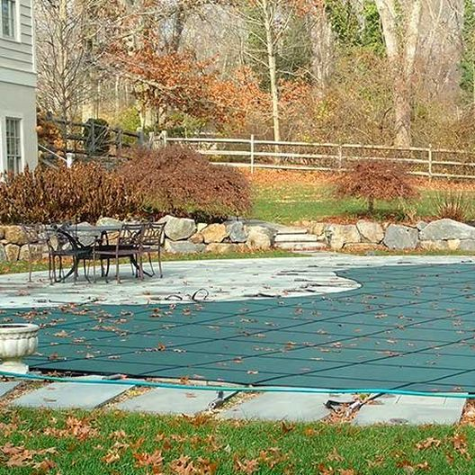 Green 20 x 40 Pool Size (22 x 42 Cover Size)