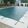 Rectangle 20' x 40' Mesh Safety Cover