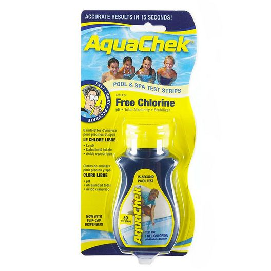 Yellow 4 Way Chlorine (50 Count)