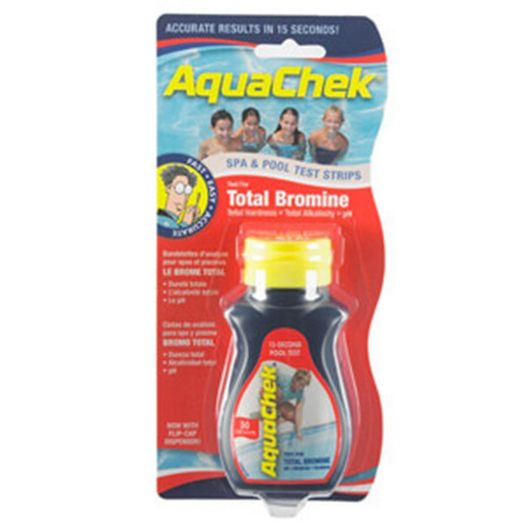 AquaChek Red 4 Way Bromine (50 Count)
