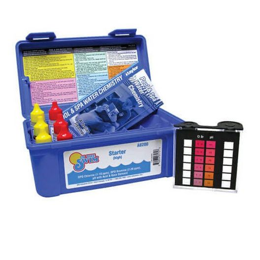 In The Swim DPD Pool Water Test Kit K-2000 by Taylor