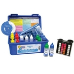 In the Swim Deluxe DPD Pool Water Test Kit K-2005 by Taylor - 400635