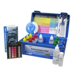 Taylor Technologies - K-2005C Service Complete High Range DPD Pool and Spa Water Test Kit - 400636