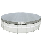 18 Ft Round Deluxe Pool Cover for Metal Frame Pools