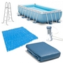 Prism Frame 16' x 8' Rectangle Pool Package