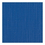 Aqua Master 18 x 36 Solid Safety Cover - Rectangle with Center End Step Blue