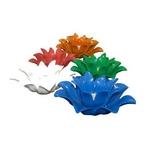 Ambience Floating Candle - Orange - 400889