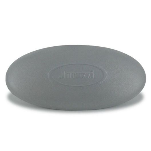 J-300 Spa Pillow Insert, Oval Grey, 6455-007