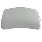 Spa Pillow, Grey Suction Cup, 6455-445, Compatible With Sundance 1998-2000