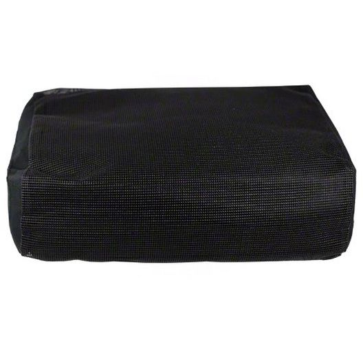 Hot Tub Booster Seat and Spa Cushion, Black