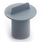 Filter Standpipe Cap, Hot Spring, Gray