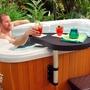 Spa Caddy Hot Tub Side Table