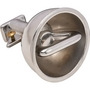 3-inch round with removable eyebolt (A)