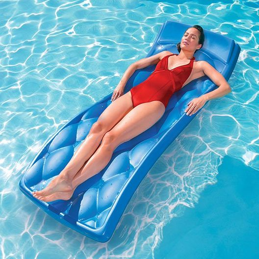 Swimways - Aquaria Avena Lounge - Aqua - 401003