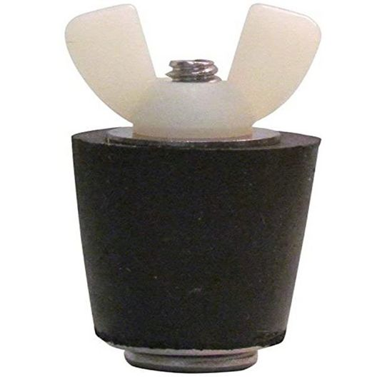 "Winterizing Plug 3/4"" Pipe Nylon"