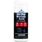 No Mor Muriatic Acid Pool pH Reducer
