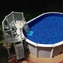 FD-T Above Ground Pool Fan Deck System 5' x 13.5'