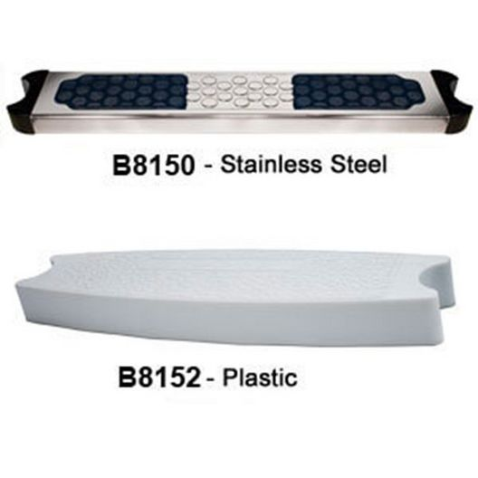 Replacement Stainless Steel Step