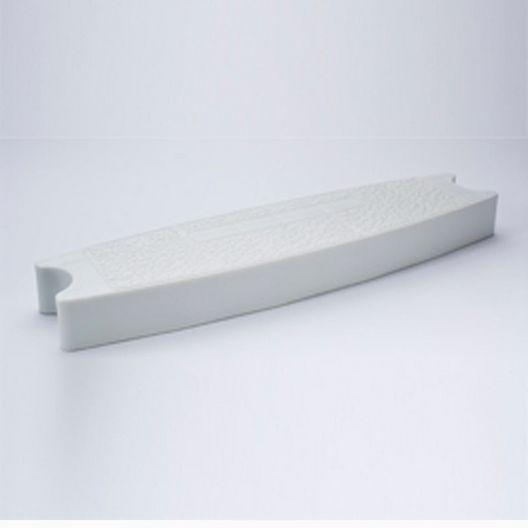 Swimline  Molded Plastic Pool Ladder Step for 1.9in OD Rails