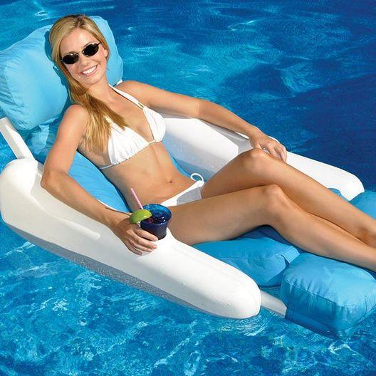 SunChaser SunSoft Luxury Lounger